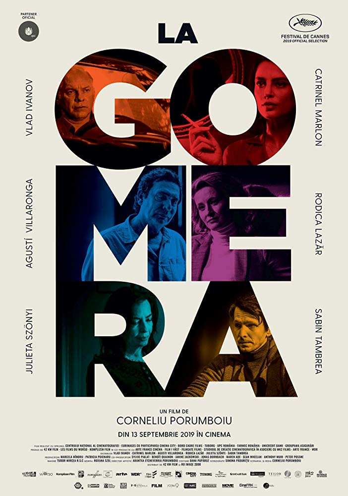 The Whistlers/La Gomera poster