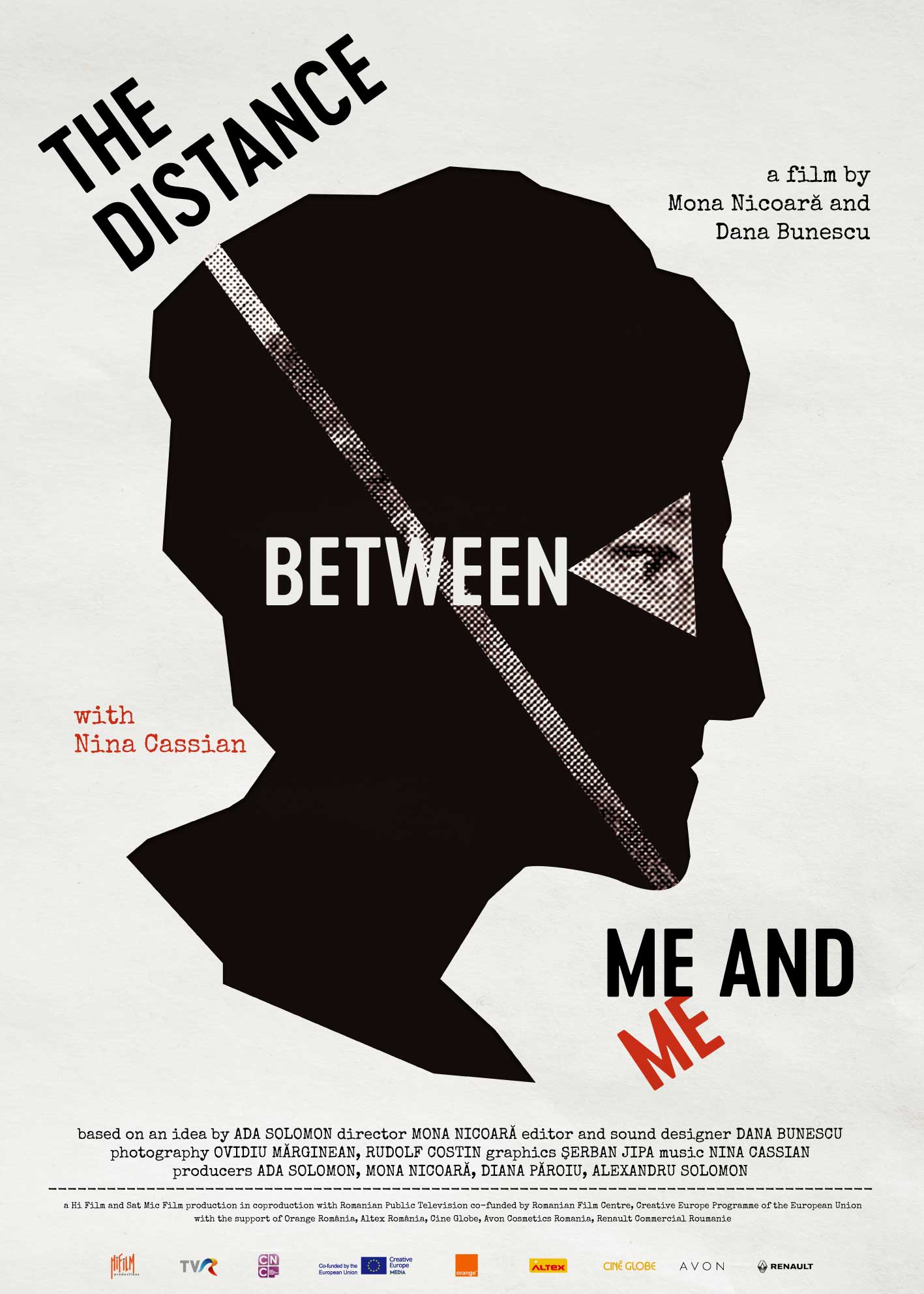 The Distance Between Me and Me poster