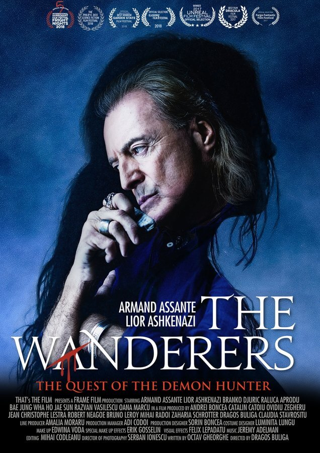 The Wanderers, The Quest of the Demon Hunter poster