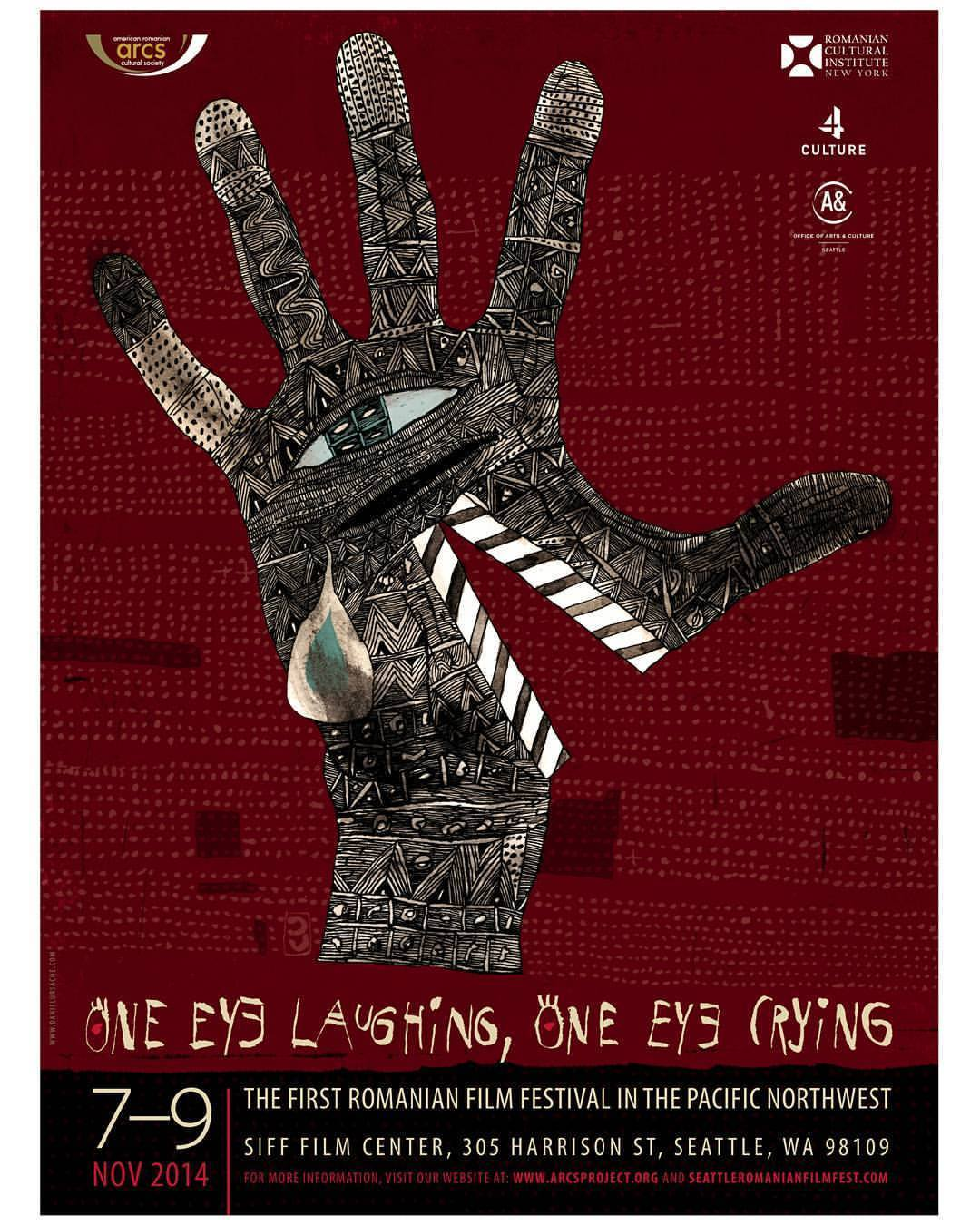 Poster image for Romanian Film Festival - 1st Edition